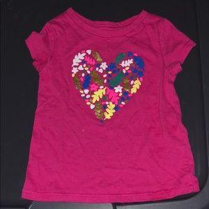 Cat & Jack graphic short sleeve T-shirt